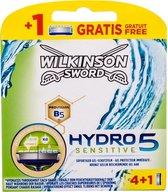 Wilkinson Hydro 5 Sensitive Scheermesjes 5 Stuks
