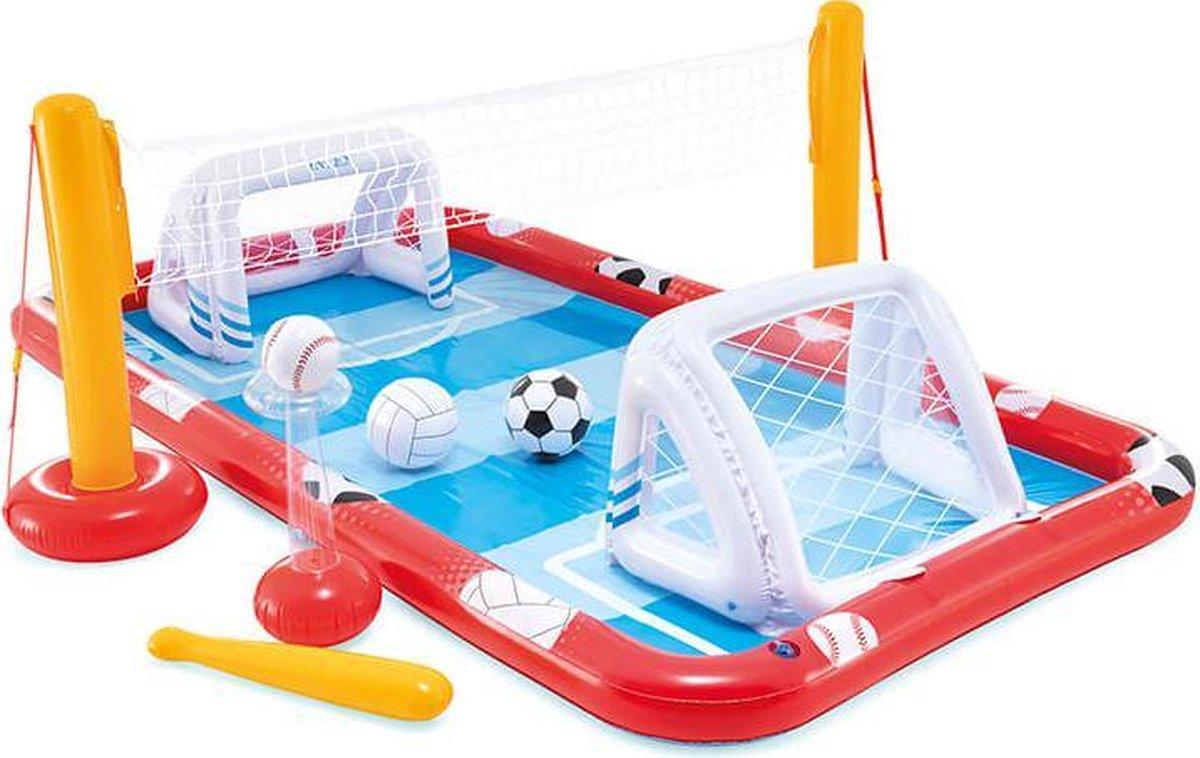 Zwembad speelcentrum Action Sports