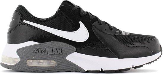 Nike Air Max Excee Heren Sneakers - Black/White-Dark Grey - Maat 45