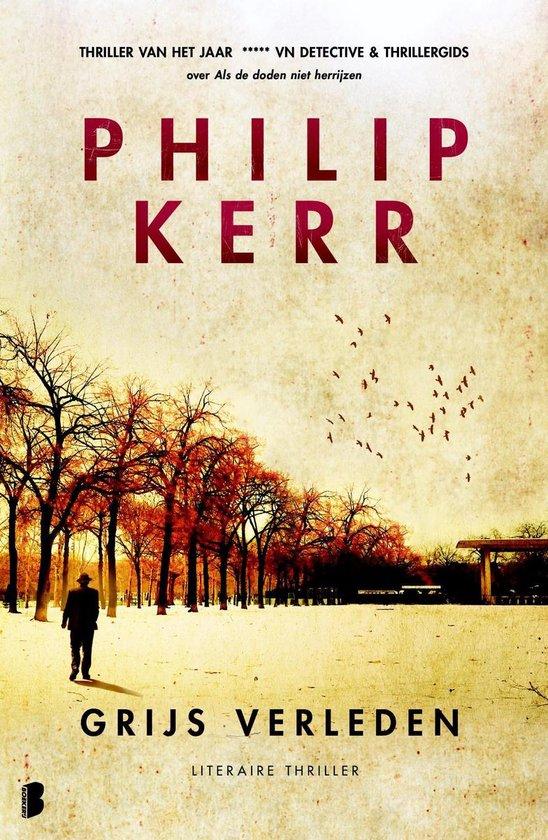 Bernie Gunther - Grijs verleden - Philip Kerr pdf epub