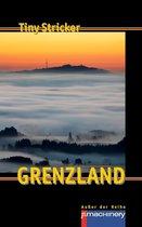 Boek cover GRENZLAND van Tiny Stricker