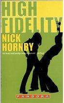Boek cover High Fidelity van Nick Hornby