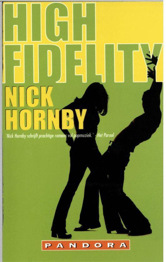 Boek cover High Fidelity van Nick Hornby (Paperback)