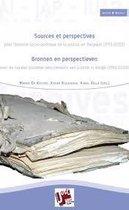 Bronnen en perspectieven voor de sociaal-politieke geschiedenis van justitie in belgië (1795-2005) = sources et perspectives pour l'histoire socio-politique de la justice en belgique (1795-2005)