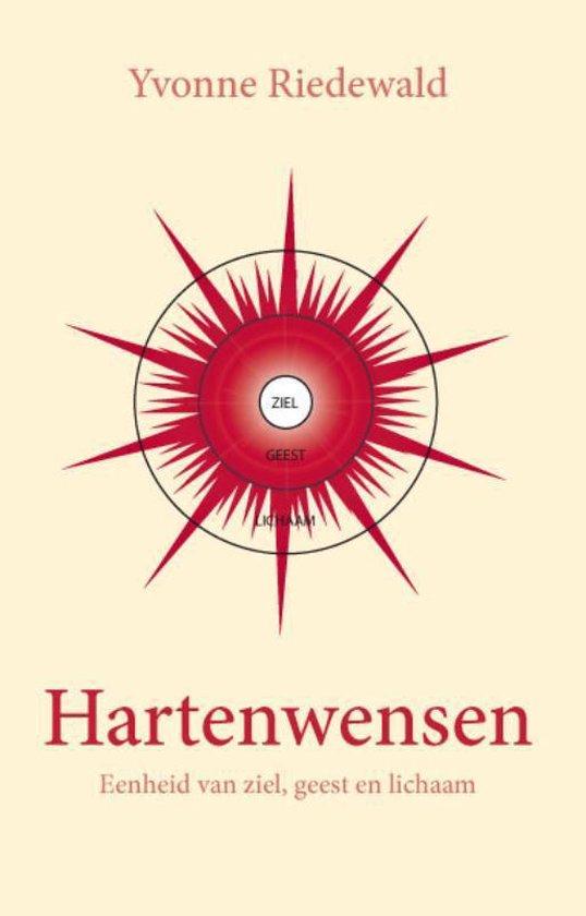 Cover van het boek 'Hartenwensen' van Y.B. Riedewald