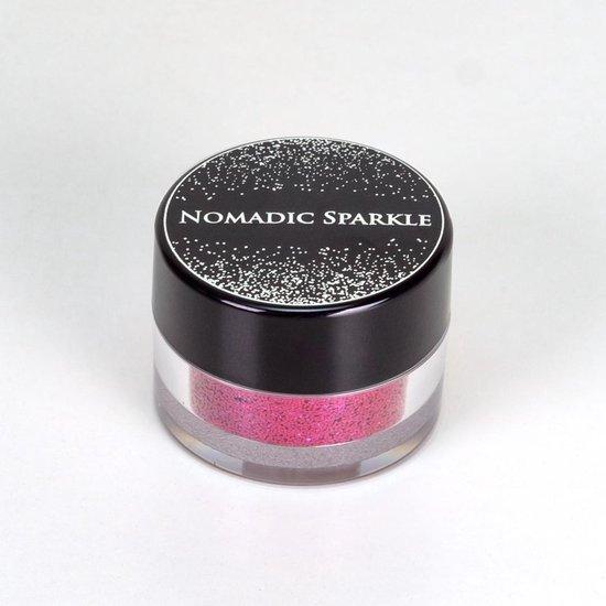 Biodegradable Festival Glitter - Deep Pink