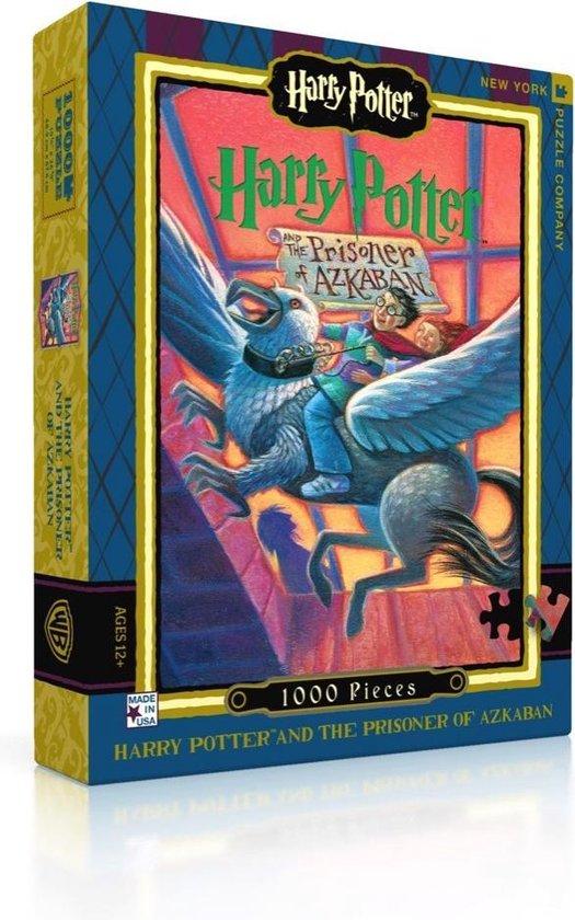 Prisoner of Azkaban - NYPC Harry Potter Collectie Puzzel 1000 Stukjes