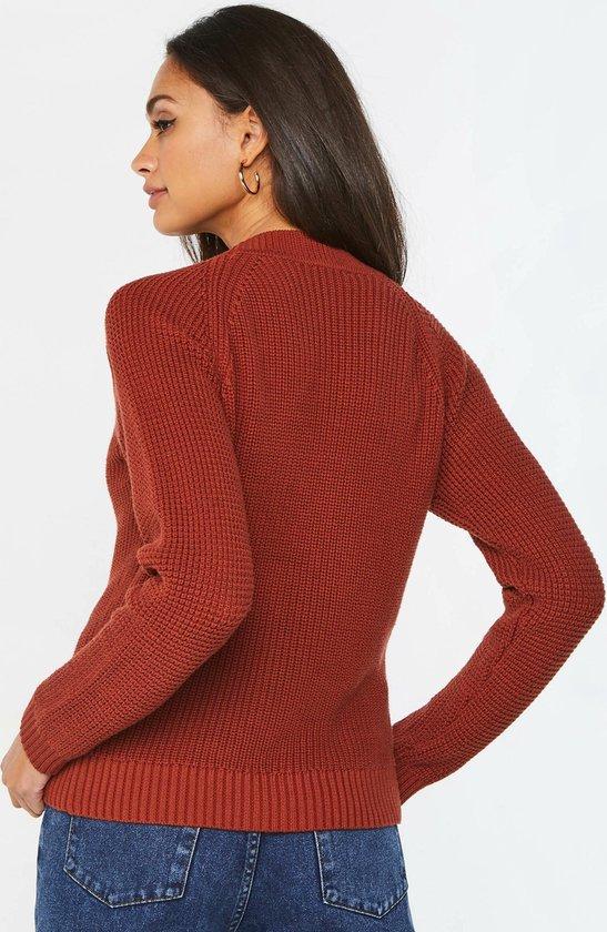 | WE Fashion Dames geribd vest