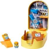 Mattel Speelset Minions Splat'ems 4-delig