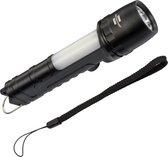 Brennenstuhl 1178690 zaklantaarn Druk-zaklamp Zwart, Grijs LED