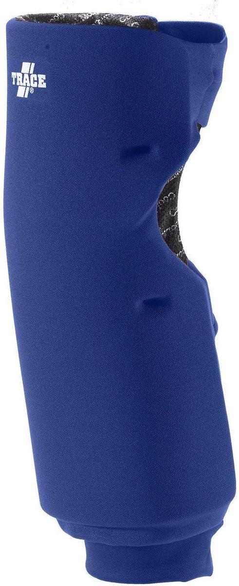 Trace 47000 Kniebeschermer Lang Blauw Small