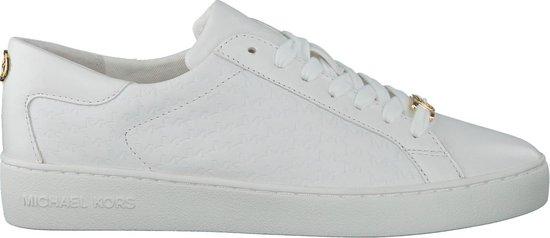 Witte MICHAEL KORS Sneakers COLBY SNEAKER | Omoda