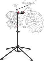 relaxdays Sterke montagestandaard fiets, verstelbare reparatie standaard, montage stang.