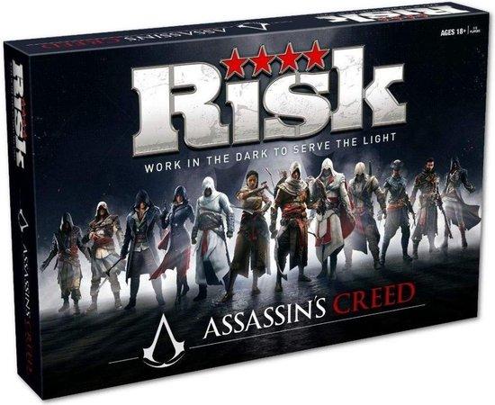 Afbeelding van het spel Risk Assassins Creed - Bordspel