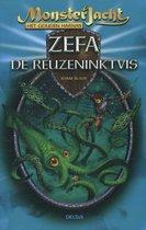 Monsterjacht 1 - Het gouden harnas Zefa de reuzeninktvis
