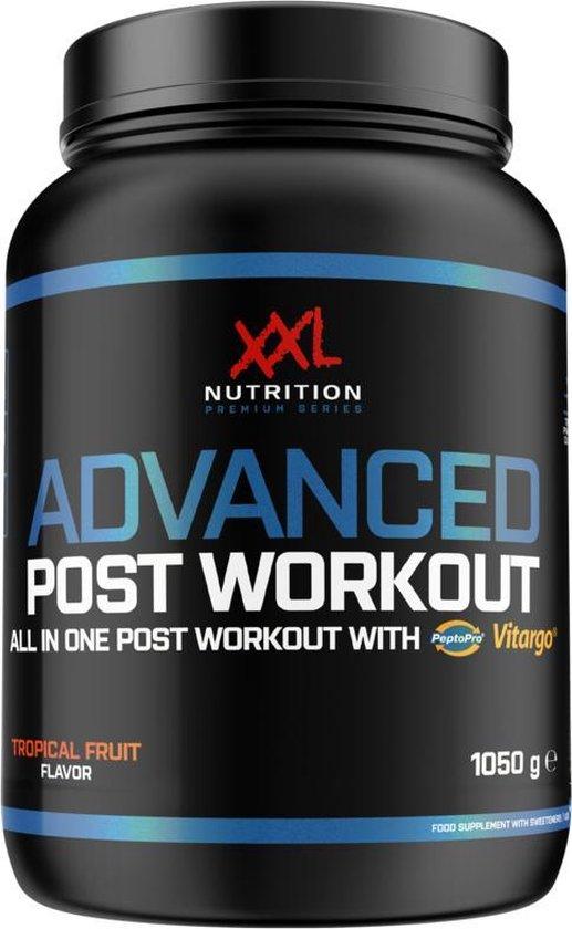 XXL Nutrition Advanced Post Workout Tropische vruchten 2100 gram