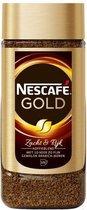 Oploskoffie Nescafe gold/pot200g