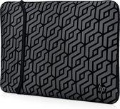 HP Neoprene Reversible Sleeve - Laptopsleeve / 15,6 inch / Grijs