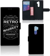 Xiaomi Note 8 Pro Book Cover Whiskey