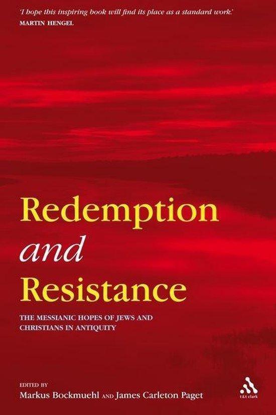 Boek cover Redemption and Resistance van Markus Bockmuehl (Hardcover)