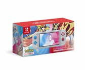 Nintendo Switch Lite Console - Zacian & Zamazenta - Limited Edition
