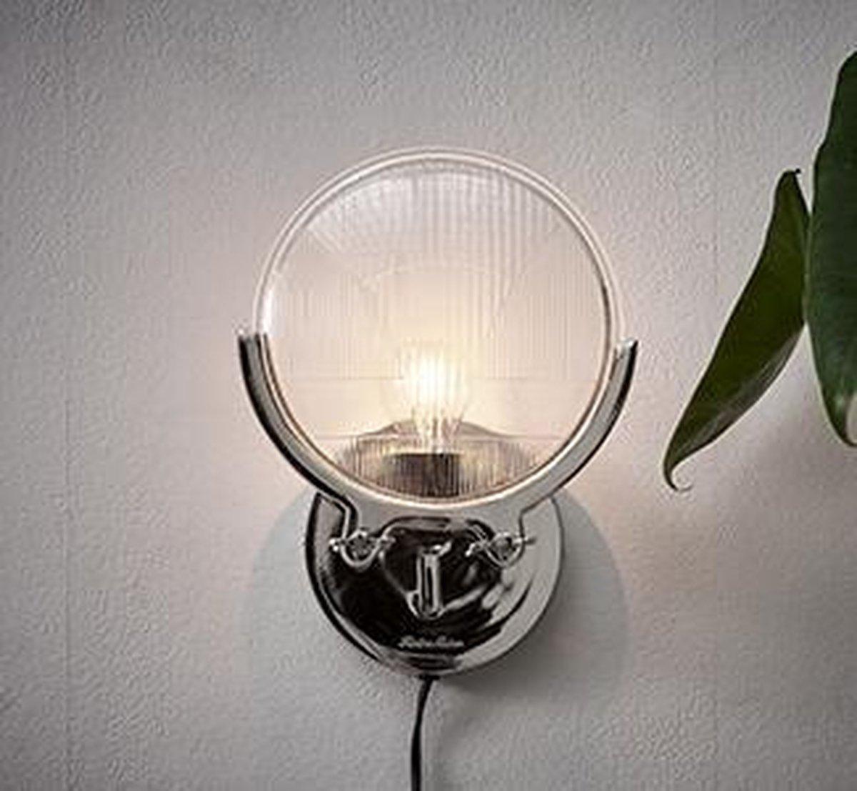 Riviera Maison Triumph Car Wall Lamp