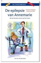 De ziekenboeg extra  -   De epilepsie van Annemarie