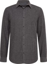 Only & Sons overhemd onsbrad Donkergrijs-S