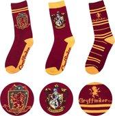 Harry Potter - Gryffindor Sokken Set