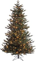 Black Box Trees Macallan Kunstkerstboom met LED verlichting - H185 cm - groen