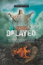 Omslag Jesus Delayed