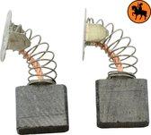Koolborstelset voor Makita zaag 5903R - 7x18x16mm