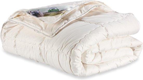 Texeler Puurnatuur Wollen Dekbed Dubbel - 4-Seizoenen - 100% wol - Lits-Jumeaux - 240x220 cm
