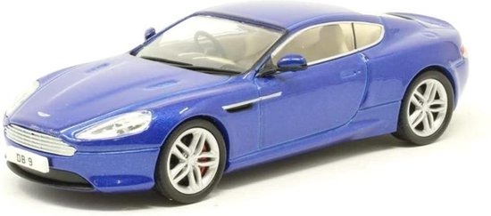 Aston Martin DB9 Coupe - 1:43 - Oxford