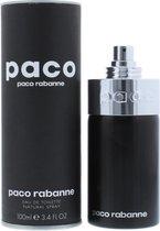 Paco Rabanne Paco 100 ml - Eau De Toilette - Unisex