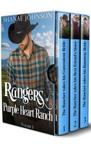 The Rangers of Purple Heart Ranch Volume One