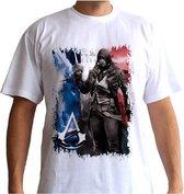 ASSASSIN'S CREED - T-Shirt AC5 Flag Men (L)