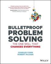 Boek cover Bulletproof Problem Solving van Charles Conn
