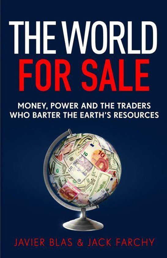 Boek cover The World for Sale van Javier Blas (Onbekend)
