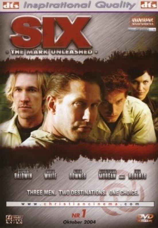 Cover van de film 'Six - The Mark Unleashed'