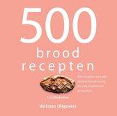 500 broodrecepten
