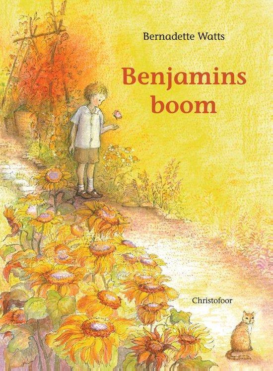 Boek cover Benjamins boom van Bernadette Watts (Hardcover)