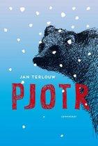 Boek cover Pjotr van Jan Terlouw (Hardcover)