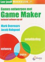 Leer jezelf MAKKELIJK...  -   Leer jezelf MAKKELIJK Games ontwerpen met Gamemaker