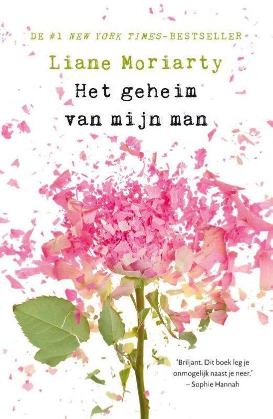 Boek cover Het geheim van mijn man van Liane Moriarty