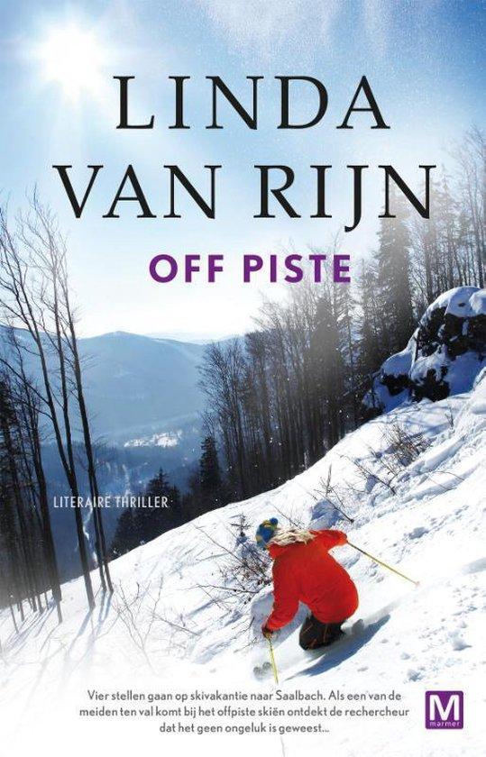 Boek cover Off Piste van Linda van Rijn