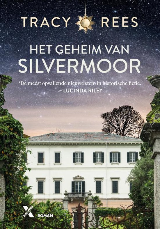 Boek cover Het geheim van Silvermoor van Tracy Rees (Paperback)