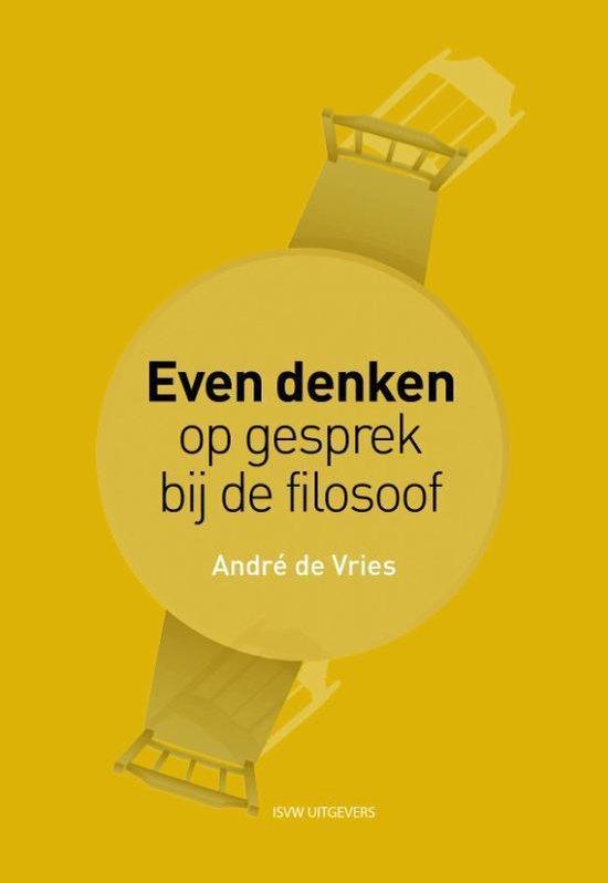 Boek cover Even denken van André de Vries (Paperback)