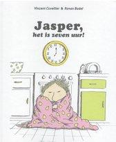 Omslag Jasper, het is zeven uur!
