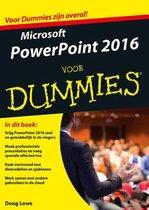 Voor Dummies  -   Microsoft Powerpoint 2016 voor Dummies